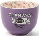 Our Name is Mud 6001060 Grandma's Treat Bowl