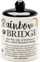 Our Name is Mud 6001233 Rainbow Bridge Urn Memorial