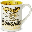 Our Name is Mud 6002464N Mug Cup of Sunshine