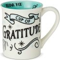 Our Name is Mud 6002465 Mug Cup of Gratitude