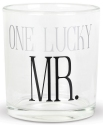 Our Name Is Mud 6006161 Mr. Lucky Glass