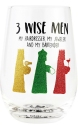 Our Name Is Mud 6006413 3 Wise Men Stemless Wine Glass