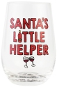 Our Name Is Mud 6006755 Christmas Stemless Santa Wine Glass