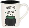 Our Name Is Mud 6006766 Glittery Witches Brew Mug