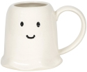 Our Name Is Mud 6006768 Ghost Sculpted Mug