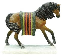 Trail of Painted Ponies 12276 Wounded Knee