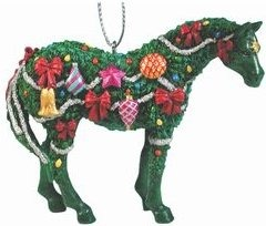 Trail of Painted Ponies 12326 Deck The Halls