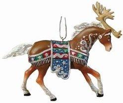 Trail of Painted Ponies 12328 Reindeer Roundup