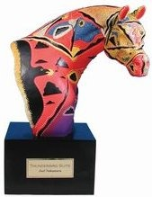 Trail of Painted Ponies 12374 Thunderbird Suite Bust