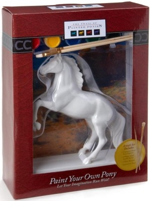 Trail of Painted Ponies 4018406 Paint Your Own