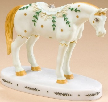 Trail of Painted Ponies 4021122 Forever and Ever Mini Figurine Horse Mini Figurine