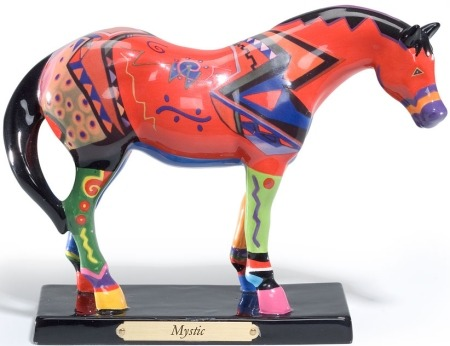 Trail of Painted Ponies 4021921 Mystic Figurine