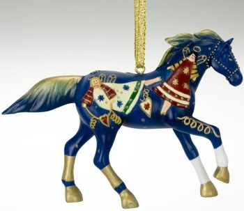 Trail of Painted Ponies 4022244 Song of Angels Ornament