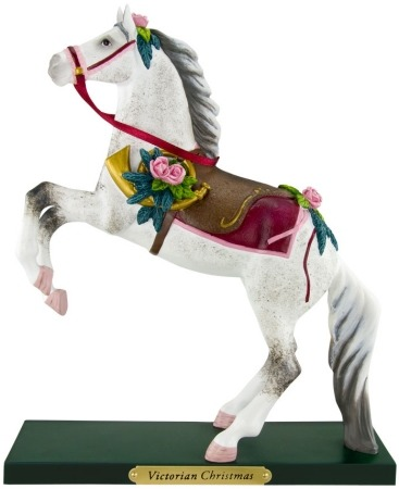 Trail of Painted Ponies 4022391 Victorian Christmas Figurine