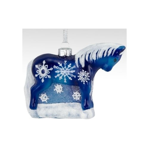 Special Sale 4022986 Trail of Painted Ponies 4022986 Snowflake Ornament