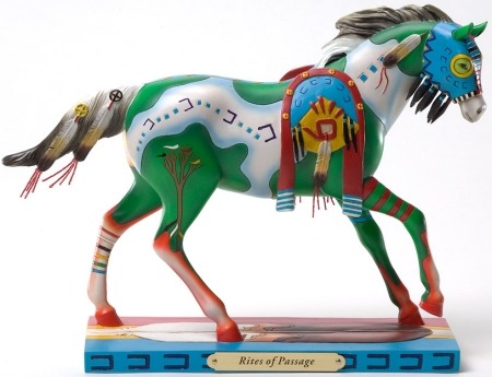 Trail of Painted Ponies 4025999 Rites of Passage Figurine