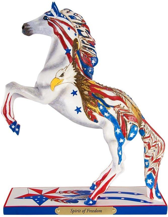 Trail of Painted Ponies 4027276 Spirit of Freedom Figurine