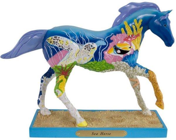 Trail of Painted Ponies 4027292 Sea Horse Figurine