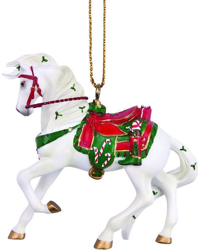 Trail of Painted Ponies 4034506 Santa's Stallion Ornament