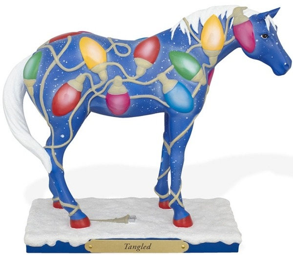 Trail of Painted Ponies 4040992SS Tangled