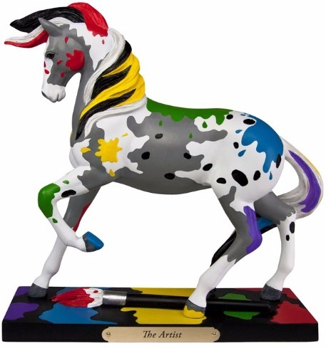 Trail of Painted Ponies 4049719 The Artist Horse Figurine