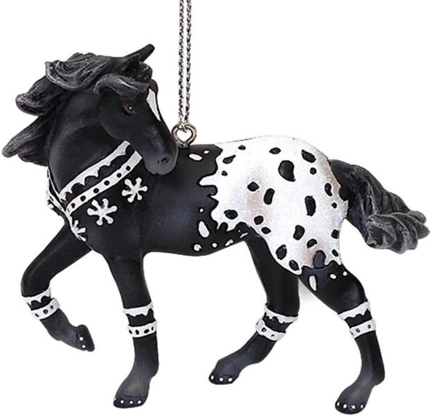 Trail of Painted Ponies 6001109 Winter Beauty Ornament