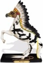 Trail of Painted Ponies 4053763 Headdress Pony Horse Figurine