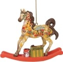 Trail of Painted Ponies 6001113 Santa's Workshop Ornament