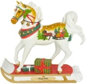 Trail of Painted Ponies 6004265 Sleigh Ride Figurine