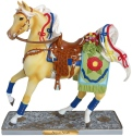 Trail of Painted Ponies 6007400N Pony on Parade Figurine