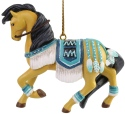 Trail of Painted Ponies 6007403N Turquoise Princess Ornament