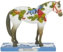 Trail of Painted Ponies 6007463N Winter Feathers Figurine
