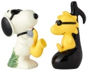 Peanuts Ceramics 6001033 Snoopy and Woodstock S and P