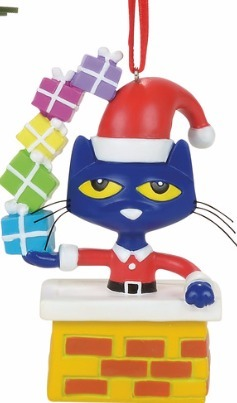 Pete the Cat 4058315 Christmas Ornament