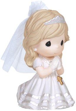 Precious Moments 133024 Girl Kneeling Communion Figurine