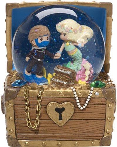 Precious Moments 164104 Treasure Chest Waterball