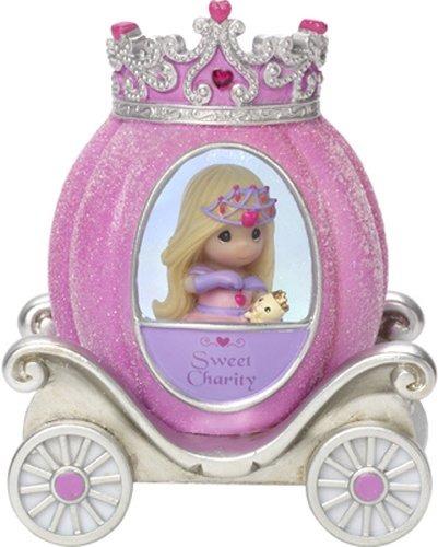 Precious Moments 164404 Charity Princess Carriage Figurine