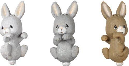 Precious Moments 171454 Bunny Pot Holders Set of 3
