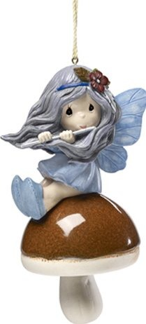 Precious Moments 171457 Forest Fairy Hanging Bell Ornament