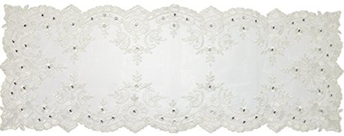 Precious Moments 179024 Lace Table Topper