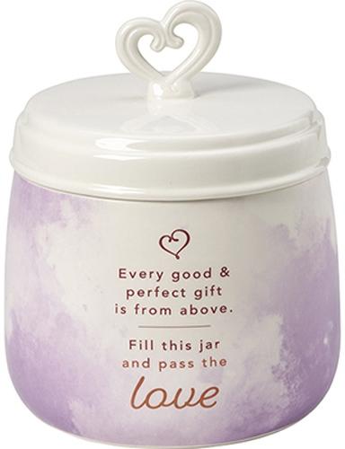 Precious Moments 191443 Sharing Jar