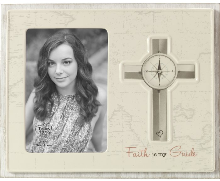 Precious Moments 192402 Confirmation Photo Frame