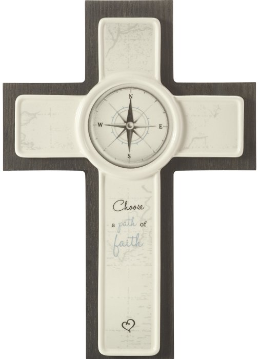 Precious Moments 192404 Confirmation Cross
