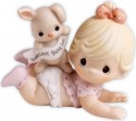 Precious Moments 101501 Baby Girl Figurine