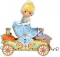 Precious Moments 104404 Disney Birthday Parade Cinderella Number 2 Figurine