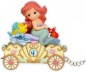 Precious Moments 104406 Disney Birthday Parade Ariel Number 4 Figurine