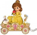 Precious Moments 104407 Birthday Parade Belle Number 5 Figurine