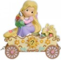 Precious Moments 114424 Disney Birthday Parade Tangled Number 7 Figurine