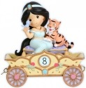 Precious Moments 114425 Disney Birthday Parade Jasmine Number 8 Figurine