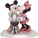 Precious Moments 133706 Disney Mickey and Minnie Grilling Figurine